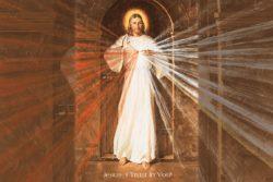 Modlitwa w Niedzielę Miłosierdzia